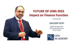 Future of Finance & Accounting Jobs 2022