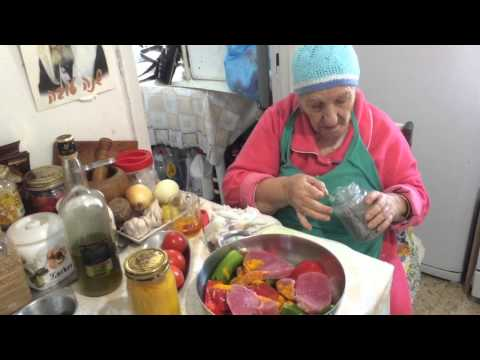 How to cook tuna fish Moroccan style