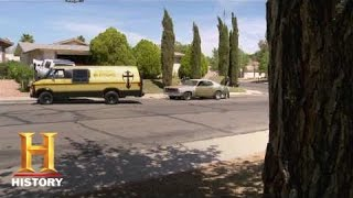 Counting Cars Sneak Peek: Fighting Ford | History