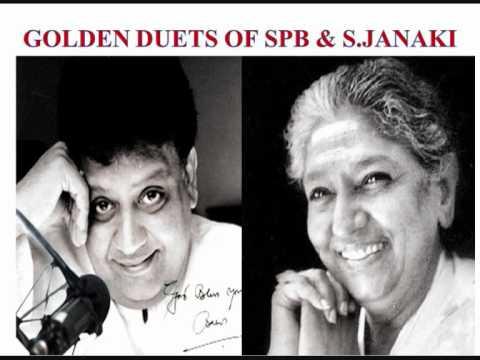 SP Bala & S.Janaki - Kathal Pothai Kannil (Mudi Sooda Mannan)