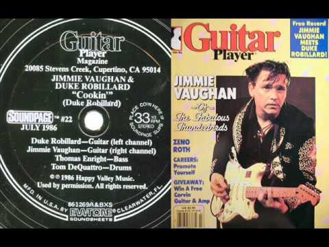 Jimmie Vaughan & Duke Robillard  Cookin  only.wmv