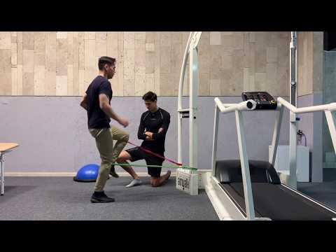 Комплекс упражнений для стабильности колена