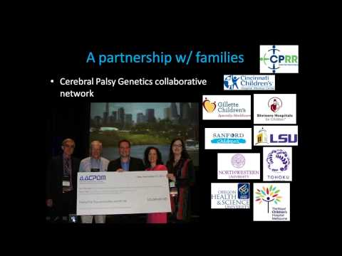 Genetic Contributions to Cerebral Palsy; Presenter: Michael Kruer, MD; Hosted By: CureCP.org