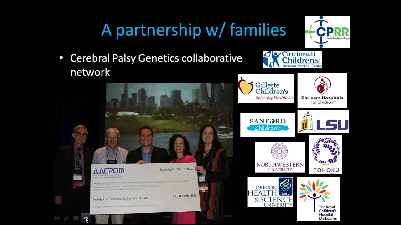 Genetic Contributions to Cerebral Palsy