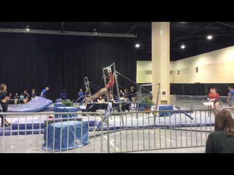 2017 Daytona Beach - Level 10 Bar Routine