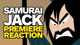 Samurai Jack Is Back and Better Than Ever! Season 5 Premiere Reaction