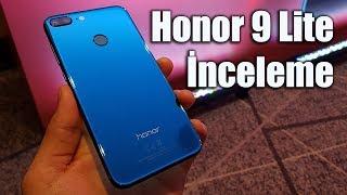 Honor 9 Lite ön inceleme - Aynalı Telefon 😎