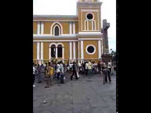 Funeral Procession in Granada, Nicaragua | The Girl and Globe