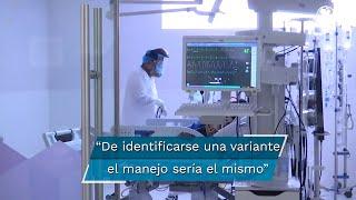 La secretaría de Salud de la ciudad, Oliva López, indicó que se sigue monitoreando permanentemente y por ello hay una comunicación fluida con la Secretaría de gobierno de México y las instituciones médicas