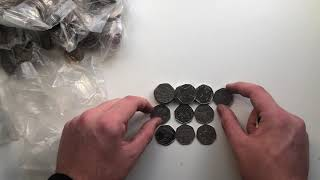 SO MANY DICTIONARY 50p Coins - £250 in 50p Coins