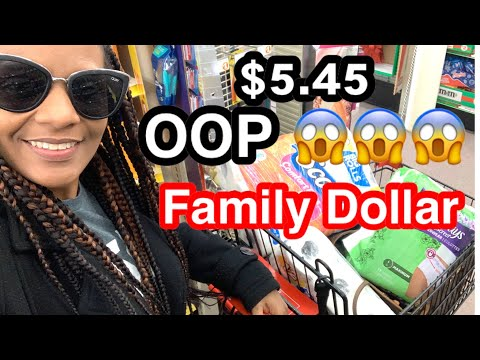 $5.45 OOP 🔥🔥🔥 FAMILY DOLLAR 12/11/19 | AMAZING DIGITAL DEAL!!!!
