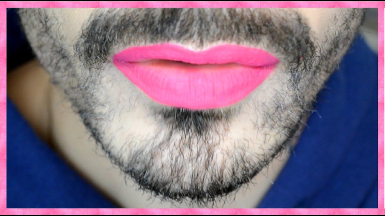 Extremamente Batom Rosa líquido & Matte - YouTube UD78