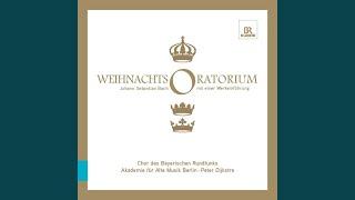 Christmas Oratorio, BWV 248, Pt. 5: Part VI: Recitative: Da berief Herodes die Weisen heimlich...