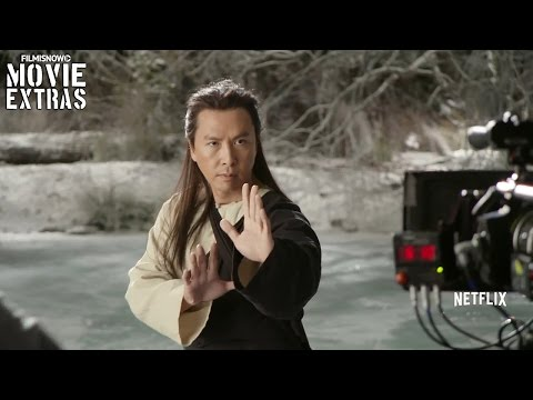 Crouching Tiger, Hidden Dragon: Sword of Destiny (2016) Featurette - Action streaming vf