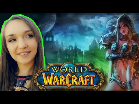 SSSunshine_X Reacting To Some Of World Of Warcraft Cinematic Compilation - Part 1