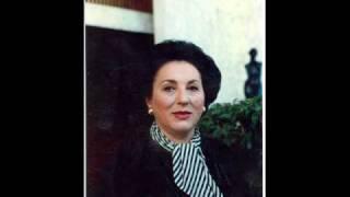 "Ghena Dimitrova sings ""Liberamente"" from Attila (1984 Sofia)"