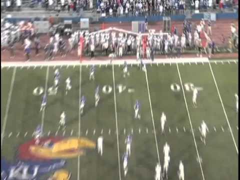 Chris Harris #16 University of Kansas Highlights 1