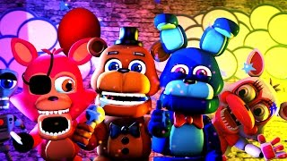 CUTE FNAF WORLD ANIMATION COMPILATION SFM