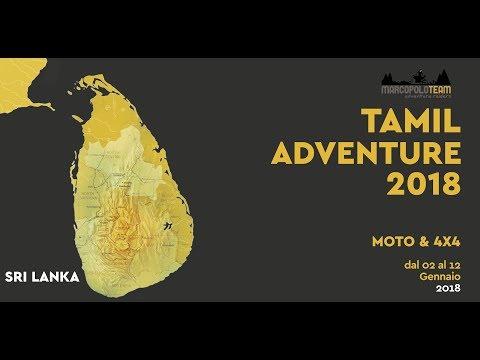 Sri Lanka - Tamil Adventure Raid 2018