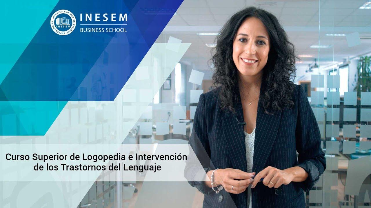 Curso Superior De Logopedia E Intervención En Los Trastornos Del Lenguaje