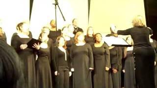 SWIC Choir sings Celtic Woman's The Voice