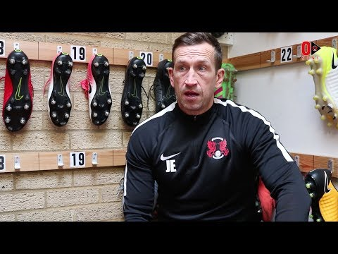 PREVIEW: Head Coach Justin Edinburgh previews this weekend's clash with FC Halifax Town