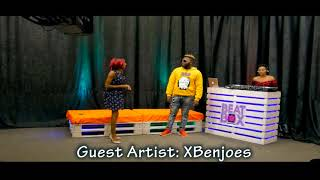 XBENJOES LIVE INTERVIEW IN KENYA (K24  BEAT BOX | Collabo With Akothee  ) PART 2
