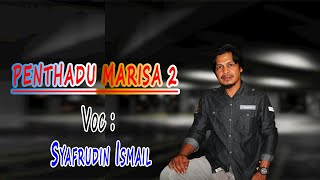 Dangdut Gorontalo 'Penthadu Marisa 2' Voc : Syafrudin Is (Original Song)
