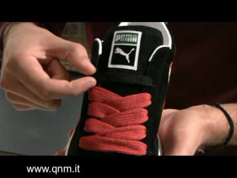 accf66f1f30f Puma Suede  video interview on shoes - YouTube