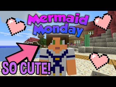 THE CUTE SAILOR!   Mermaid Monday S2 Ep 27   Amy Lee33
