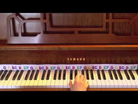 Music Theory At The Piano Lesson 5 C Diminished C Augmented And