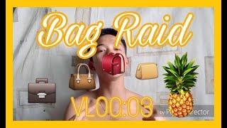 May pa BAG RAID si mayor 👜