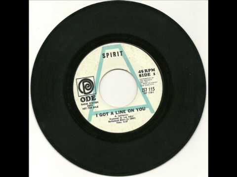 Spirit - I Got A Line On You 1969
