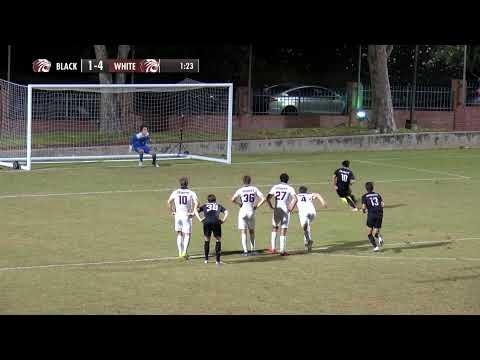 Trinity University Men's Soccer Intrasquad