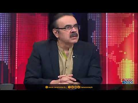 Watch Live With Dr.Shahid Masood Daily At 08:03pm On Newsone