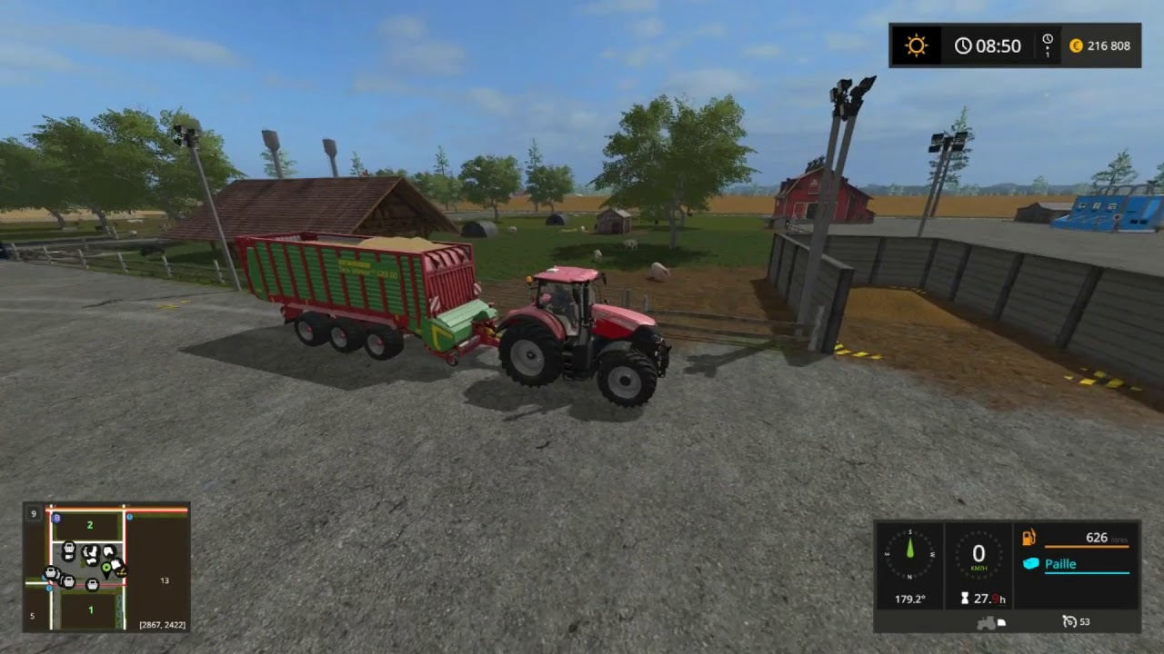 FS17 Map Canadian ultimate 1 Nouvelle carrire
