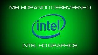 Como melhorar o desempenho da Intel Graphics [HD]