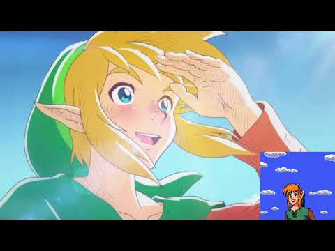 Link S Awakening Ending Spoilers The Wind Fish And Why It S