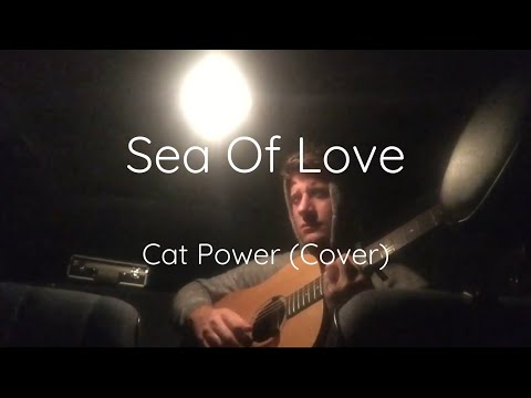 Sea Of Love acoustic cover - August Giaccaglia (Cat Power Cover)