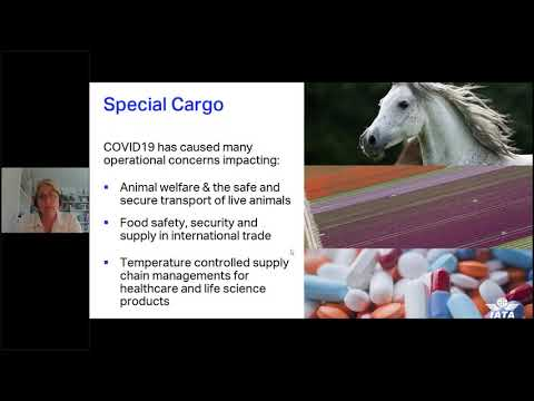Handling special air cargo in the context of COVID-19 - June 2