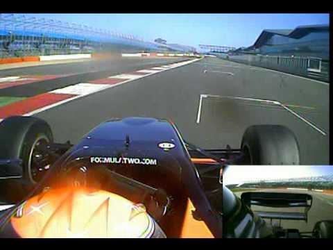 Formula Two Onboard - Markus Pommer