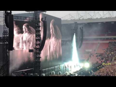 Beyoncé - Mine/Standing On The Sun/Baby Boy/Hold Up, Sunderland UK Formation World Tour