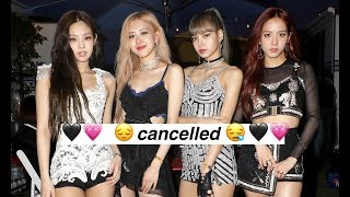 why i'm unstanning blackpink 😔
