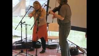 Betse Ellis & Ryan Spearman