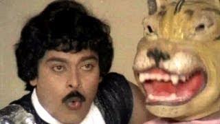 Adavi Donga Songs - Idhi Oka Nandanavanam - Chiranjeevi, Radha