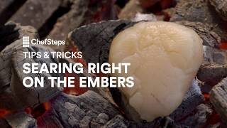 Tips & Tricks: Searing Right on the Embers