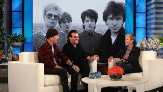 U2 Saved Bono