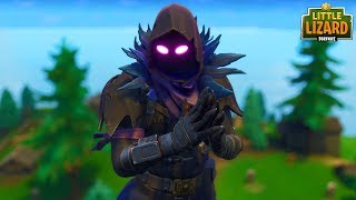 NEVER EVER SHOOT AT RAVEN! *DON'T TRY IT*  Fortnite Short Film