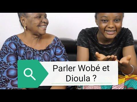 MAMIE M'APPREND À PARLER DIOULA ET WOBÉ !