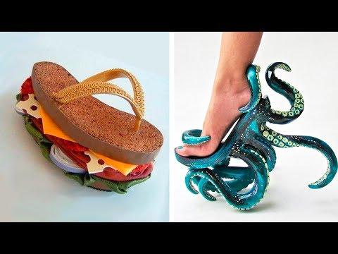 Самая фантастическая обувь в мире